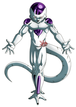 Freezer Forma Final - RENDER - Dragon ball Super by FradayEsmarkers
