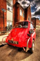 The Small Red One by taffmeister