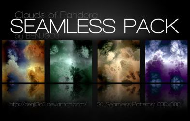 Seamless - Clouds of Pandora by Benji3O3