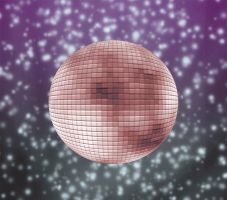 Disco Ball Animated by artiststudio-us