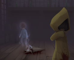 Little nightmares by Reysi