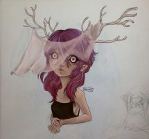Forest Girl by esthaia
