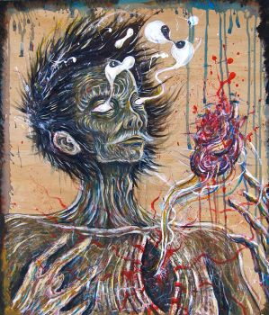 The Electric Ghoul-Aid Acid Test by J-Micah-Nelson
