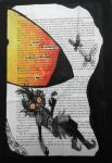 Blackout Poetry: Majora's Mask by Viverne-the-Great