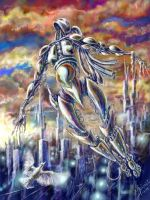 Articulated Goddess by Nicoll