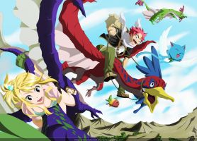 Fairy Tail - Special #2 by lWorldChiefl