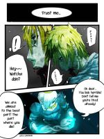 Adventure Time Manga Chapter 2 Pg 5 by ziqman