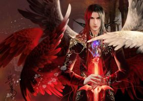 Lucifer by feimo
