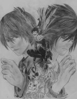 Death Note by xMomooh