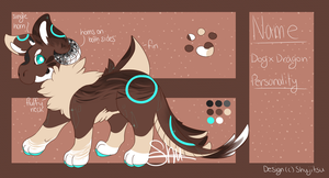 [CLOSED] Dog/Dragon [Paypal/Points|Auction] by Shu-Adopts