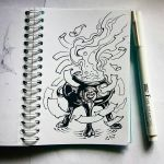 Instaart - Claudron by Candra