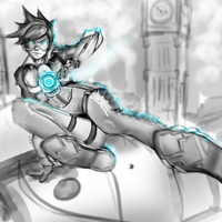 Tracer by CrazyGhostle