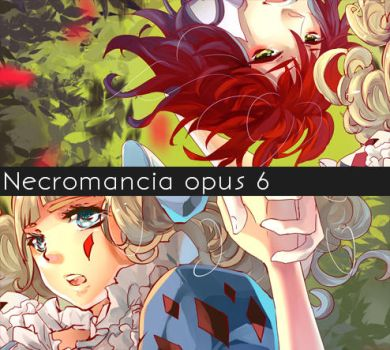 Preview: Necromancia opus 6 : Wonderland by aiki-ame