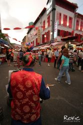 Chinatown - Singapore by rovhick