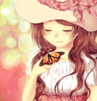 :: Butterfly :: by Pluvias
