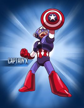 Captain X by SeanMcFarland
