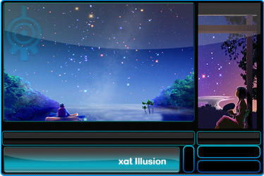 Illusion 2012 Chat Background by MikeDarko