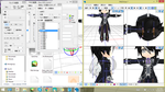 The amount of tabs opened is just... by queen-val