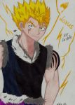 Laxus Fairy Tail by Lucy-chan90