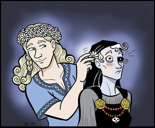 Baldr's Brow For Hel by A-gnosis