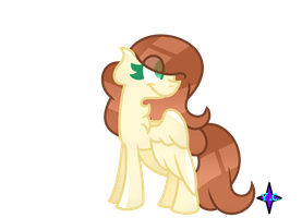 Oc Commission #36: BrowniePaw (Vector) by YayCelestia0331