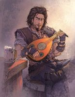 A Bard's Tale by Bisart