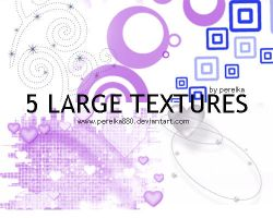 5 Large Textures by perelka880