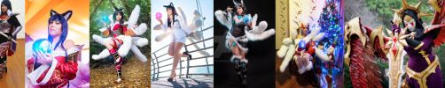 League of Legends Cosplay by Norikow