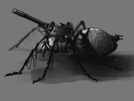 Spidertank by Meirnon