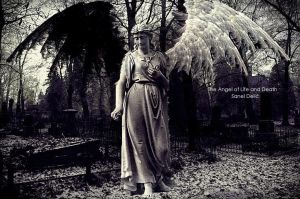 The Angel of Life and Death by Avantphilia