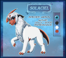 Night Baskers: Characters - Solace by MiaMaha