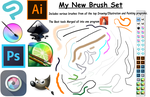 Billy's Software Brushes Set by TheArtistBilly-Shawn