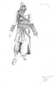 assassin's creed by corruptedprince