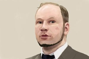 Anders Behring Breivik by ItComesFromMyHeart