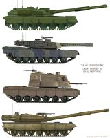 Tanks by Josh-Finney