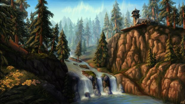 Grizzly Hills by PersonalAmi