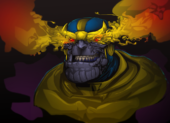 The Mad Titan by Gambear1er