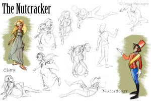 The Nutcracker_Page1 by jbsdesigns