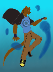 Vance Ottrin outfit 2 by voiced-otter