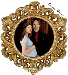 Rumbelle Pregnant Frame Manip PNG One by EmilieBrown