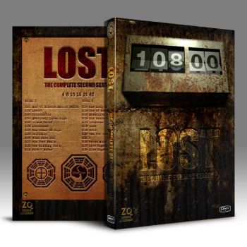 Lost Season 2 Cover by zanqexus