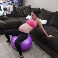 RomanAtWood's pregnant wife 2 by 1265421