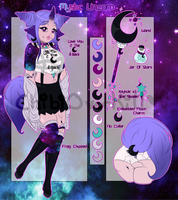 Lockette guest Adopt: Mystic Unicorn CLOSED by LadyWhinesAlot
