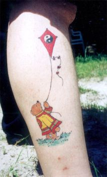 Tao of Pooh by pin-to-skin