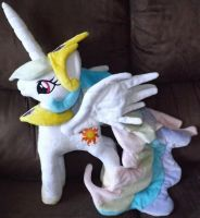 Princess Celestia Plush by 90Sigma