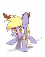 rudolph derpy by joycall3