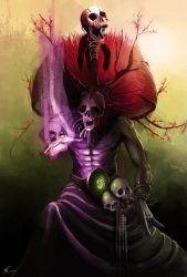 Voodoo caster by mellon