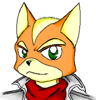 Fox McCloud by StarFox-Saiyan