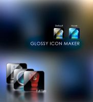 Glossy Icon Maker by ArtoriusGothicus
