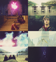 Harry Potter and the Goblet of Fire by Linds37